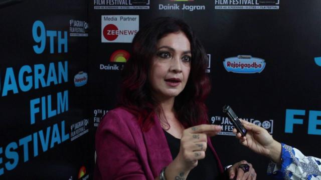 Bollywood Actress Pooja Bhatt Exclusive Interview - Part 1 at 9th Jagran Film Festival 2018