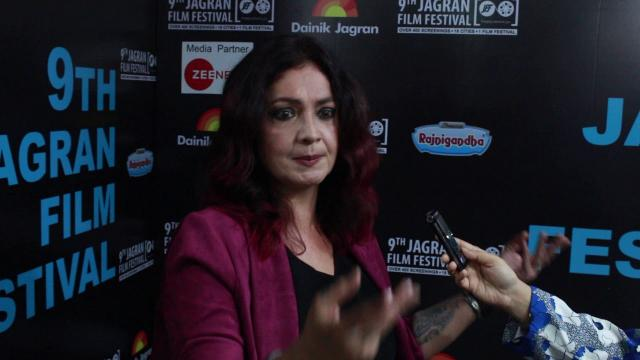 Bollywood Actress Pooja Bhatt Exclusive Interview - Part 2 at 9th Jagran Film Festival 2018