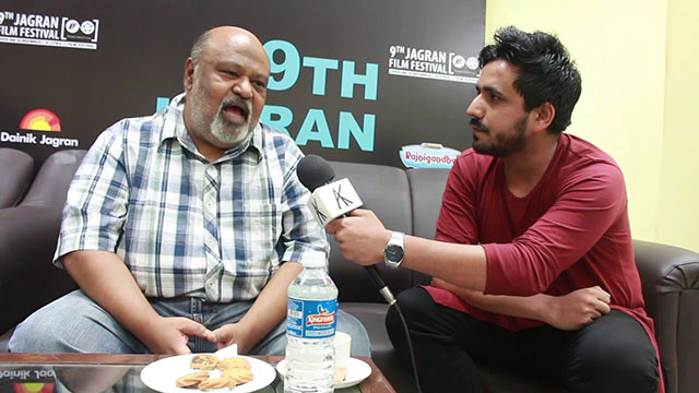 Bollywood Actor Saurabh Shukla Exclusive Interview At 9th Jagran Film Festival 2018 #JFFDelhi