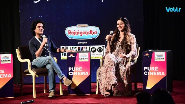Mayank Shekhar in Conversation With Tabu - Part 1 - 9th Jagran Film Festival 2018 - Exclusive Video #JFF2018