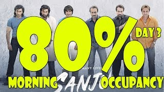 Sanju Movie Record Breaking Audience Occupancy Day 3 Morning Shows