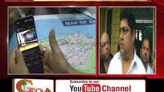 Cong Files Complaint Against BJP's Tendulkar For Threatening Goa Cong President