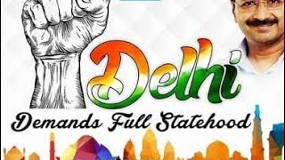 Kejriwal Writes Open Letter to Delhiites on Full-Statehood Demand