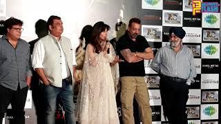 Uncut: Saheb Biwi Aur Gangster Trailer Launch   Sanjay Dutt   Chitrangada Singh