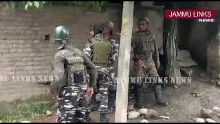 Terrorists attack joint party of police, CRPF in Pulwama village