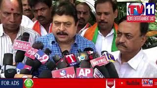 BJP MLC RAMCHANDER FILES COMPLAINT AGANIST BALAKRISHNA IN OU CAMPUS PS  | Tv11 News | 21-04-18