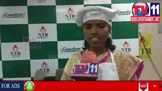 FREEDOM COOKERY 3RD BATCH WORKSHOP PROGRAMME IN HYD | Tv11 News | 24-04-2018