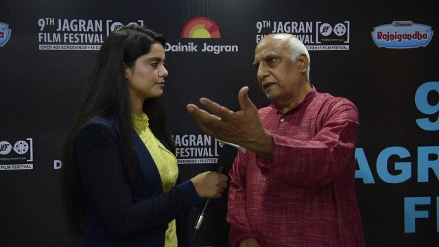 Rajendra Gautam Interview At 9th Jagran Film Festival 2018 #JFFDelhi