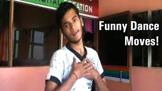 Funny Dance Moves! | Funny Dance Choreography! | Funny Video!