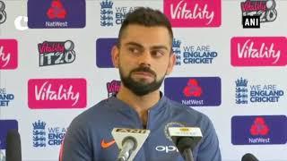 Ind VS Eng: Team India has enough T20 experience: Virat Kohli