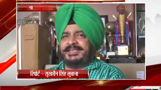 नाभा - सुखपाल खेहरा पहुंचे मेहस गाँव   - tv24