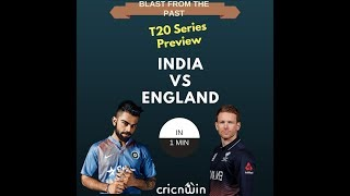 IND vs ENG T20 Series Preview