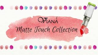 VIANA MATTE TOUCH COLECTION REVIEW සිංහල