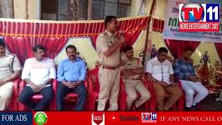 29TH ROAD SAFETY WEEK | HEALTH CHECKUP IN ZAHIRABAD | Tv11 News | 29-04-2018
