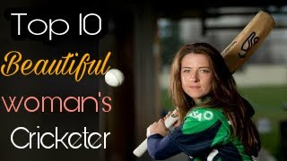 Top 10 Most Hot And Beautiful Women Cricketers in world. -Women world cup 2017