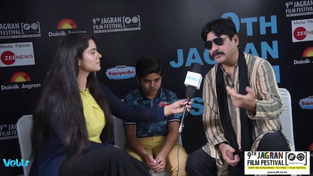 Bollywood Actor Yashpal Sharma Exclusive Interview at 9th Jagran Film Festival 2018