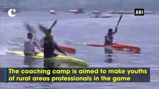 J&K police organises water sports coaching camp for rural youths