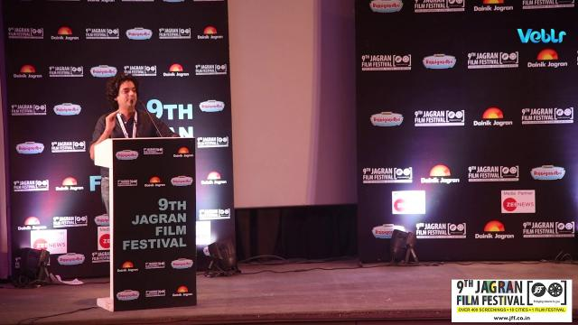 Mayank Shekhar Festival Director Speech At Inauguration Ceremony Of 9th Jagran Film Festival Delhi