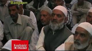 HAJJ 2018 Traning in Budgam Organized by State Hajj Committee J&K (Touqeer Ganai)