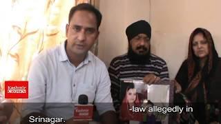 Kashmir Demands Death Penalty For Puja Murderers.