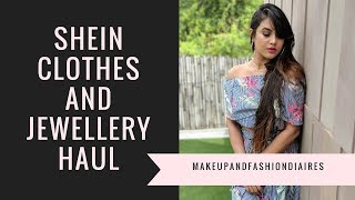SHEIN HAUL | MAKEUPANDFASHIONDIARIES