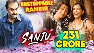 SANJU CROSSES 230+ CRORE In Just 4 Days Worldwide | Ranbir Kapoor