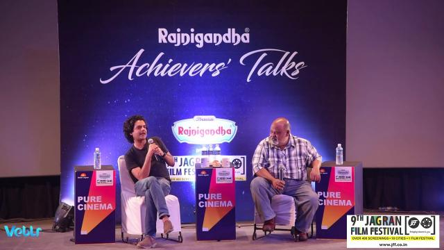 Achiever's Talk - Mayank Shekhar With Saurab Shukla At 9th Jagran Film Festival 2018 #JFF2018