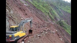 Ghordi road in Udhampur blocked due to rains