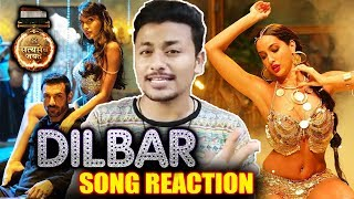 DILBAR SONG | Review | Reaction | Satyameva Jayate | John Abraham, Nora Fatehi