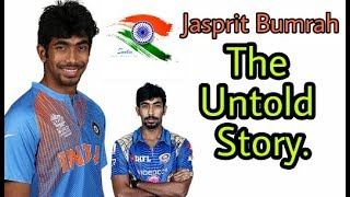 Jasprit Bumrah :The Untold Story | biography | In Hindi.