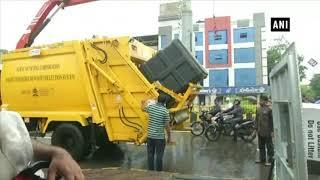 Surat installs unique underground garbage bins under 'Smart City Mission'