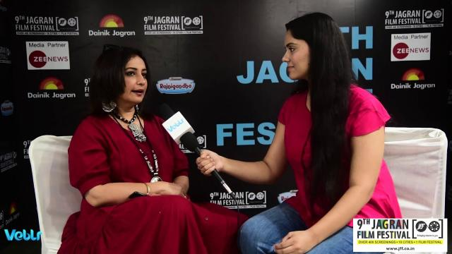 Actress Divya Dutta Exclusive Interview At 9th Jagran Film Festival 2018 #JFF2018