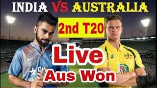 Live Match India Vs Australia 2 nd T20 Guwahati, Ind Vs Aus T20 Live,Online Streaming