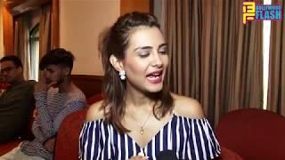 Beautiful Bhabhi Nazia Hussain Exclusive Interview | Teri Bhabhi Hai Pagle Movie
