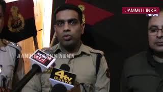 SSP Shopian Sandeep Chaudhary conducts seminar on Fake News