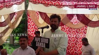 Fight against injustice will be taken to logical conclusion: Lal Singh