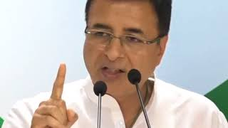 Highlights: AICC Press Briefing By Randeep Singh Surjewala at Congress HQ on Modi Dupes Farmers