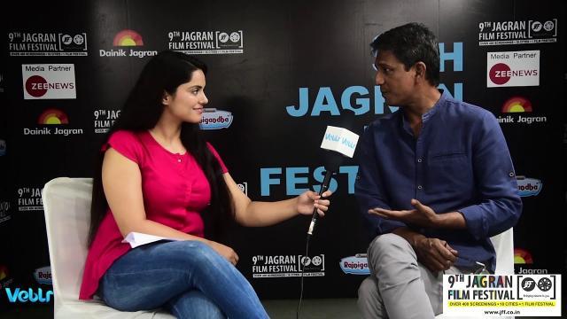 Actor Adil Hussain Interview At 9th Jagran Film Festival 2018 #JFF2018