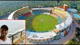 Ind vs Nz 3rd T20: इस खूबसूरत ग्राउंड पर होना है  मैच, यूं रिलैक्स किया पंड्या-अय्यर ने