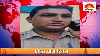 दिल्ली पुलिस की वर्दी पर लगा है आरोप #सेटेलाइट इंडिया