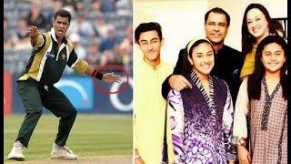 एक उंगली के बिना बना स्टार बॉलर, अब ऑस्ट्रेलिया में रहता है ये पाकिस्तानी | Waqar Younis Life Story