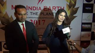 Mrs India Earth Founder Director Vinay Yadwa & Ritika Vinay Interview