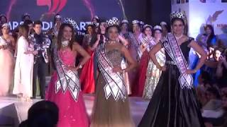 Mrs India Earth 2017 Crowning and Announcement