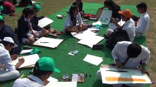 Rotary Club Poster Painting Competition