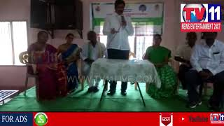 MINISTER DEVINENI UMA ENSURED FARMERS OVER LOSS OF CORPS TO SUDDEN RAINS IN MYLAVARAM | Tv11 News