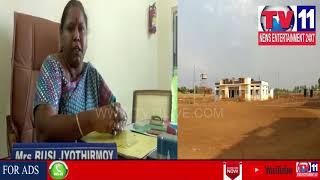 MINORITY GURUKUL SCHOOL UPGRADE TO GOVT COLLEGE IN ALGOL , ZAHIRABAD | Tv11 News | 06-05-2018