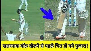India vs Srilanka 2nd Test: Cheteshwar Pujara Scored 143 Runs On 362 Balls In First Inning Of India