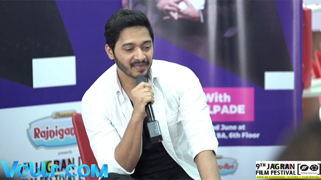 Master Class With Shreyas Talpade At 9th Jagran Film Festival - Groupm/OMD/Lodestar Gurgaon