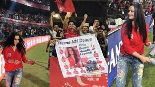 Preity Zinta's witty response to a fan after Kings XI Punjab win against Royal Challengers Banglore