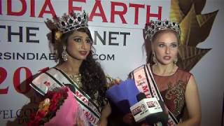 Mrs India Earth 2017 Winners Interview